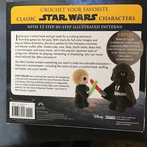 Star Wars and Peanuts Crochet Kits Peterborough Peterborough Area image 2