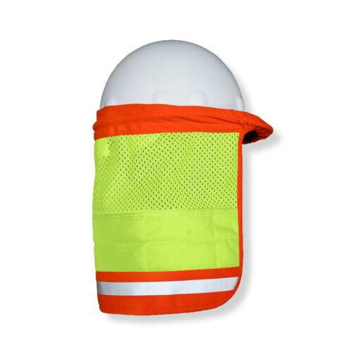 Brisk Cooling Hard Hat Sun Shield