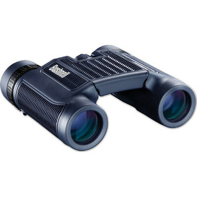 Bushnell H2O Waterproof Compact Roof Prism Binocular 10 x 25mm - Black