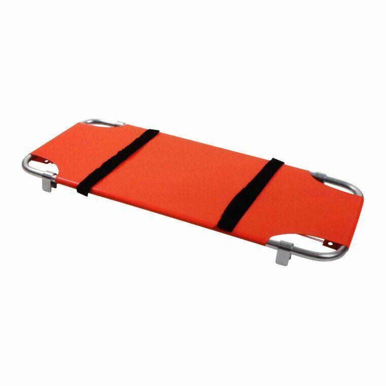 "Orange Animal Stretcher, Washable Durable Material, 20"" X 47"""