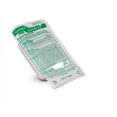Surgical Scrub Brush, Chloroxlenol PCMX Solution w/Nail Pick