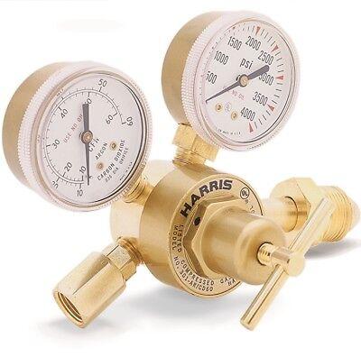 Harris 301-ar60-580 Argon And Mixes Flowgauge Regulator 3000163