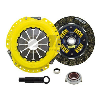 ACT Clutch Xtreme Pressure Plate w/ Street Disc for 02-06 Acura RSX K20 AR1-XTSS ()