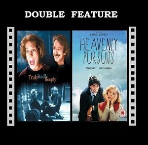 Heavenly Pursuits + Truly Madly Deeply - Alan Rickman - Sealed DVD for Region 2