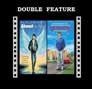 Mr Destiny ( James Belushi ) / Almost An Angel ( Paul Hogan ) R2 comp Sealed DVD