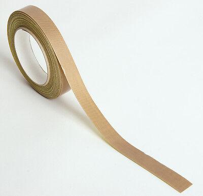 2m lang PTFE Teflonband-Glasgewebe 15 mm selbstklebend  2,85€/m ()