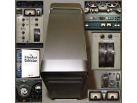 "Professional Music Recording Studio MAC PRO; LOGIC X; ABBEY RD SOFTWARE;19"" & 40"" MONITORS; etc ..."