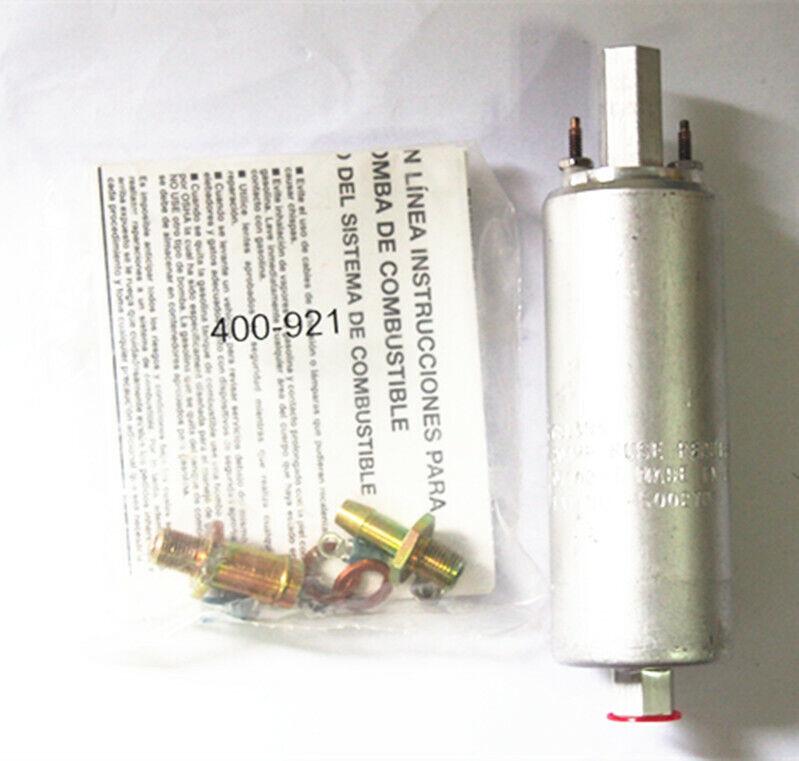 New Walbro GSL395 130LPH 340HP Ext Fuel Pump
