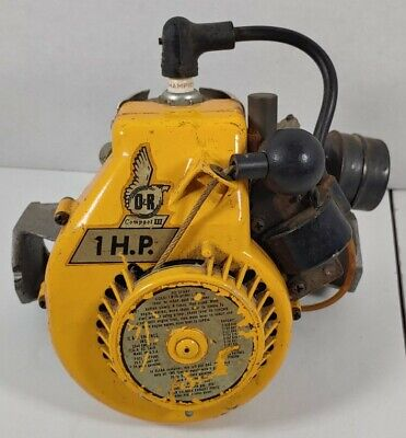 Vintage Or Compact Iii 1 Hp Gas Engine Ohisson Rice