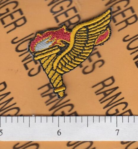 """US Army Pathfinder Torch wing 1.75"""" fullsized cloth qualification award patch"""