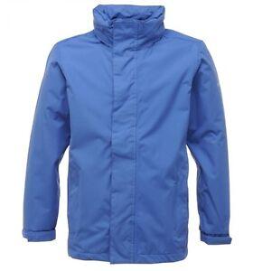 REGATTA GREENHILL WATERPROOF KIDS RAIN COAT JACKET BOYS GIRLS AGE 5-12yrs