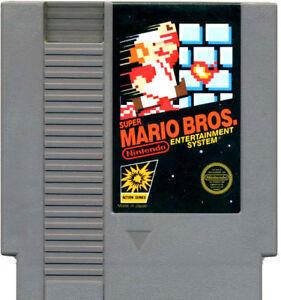 Super Mario Bros for/pour NES