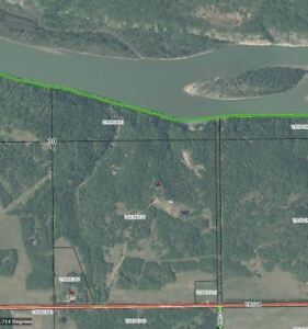 Renovated Acreage on the river, Southwest of Edmonton for Rent