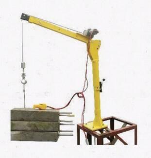 Swivel Crane Truck Or Ute 450kg Ertcs 450 Other Parts