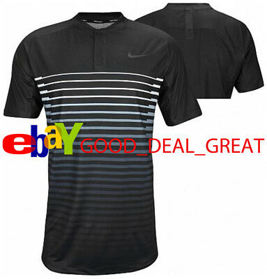 2018   Hot New Color    Tiger Woods Tw Cooling Graphic Golf Shirt 892317 011
