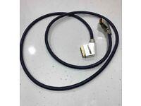 Cambridge Audio Premium 2m Scart Cable, As New
