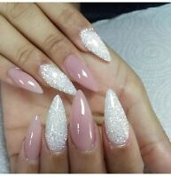 Gel or Acrylic Nails starting $40.00 at Soothing Harmony Spa