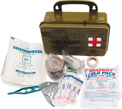 New Elite First Aid Kit General Purpose Fa101c