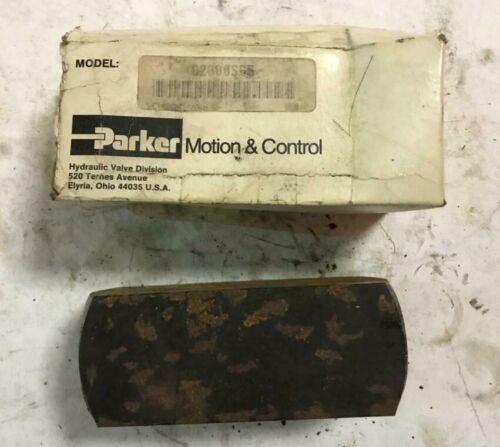 Parker Hannifin C2000S-65 Check Valve 3000 psi