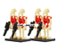 Ship-In-USA-120Pcs-Minifigures-lego-MOC-Hot-Battle-Droid-Characters-Star-War-Toy miniature 3
