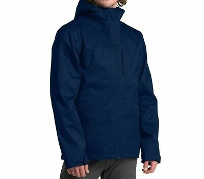 NWT The North Face $219 FLAG BLUE Arrowood TRICLIMATE 3-in-1 HIKE Jacket XXL 2XL