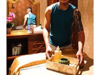 WARM OIL MASSAGE BY GAY FRIENDLY FIT GOOD LOOKING INDIAN MALE MASSAGE THERAPIST, FROM £36