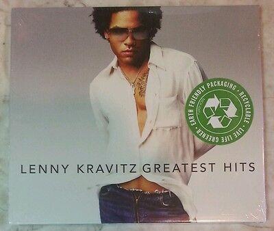 Greatest Hits  Digipak  By Lenny Kravitz  Cd  2000 Usa Virgin  Brand New Sealed