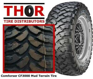 COMFORSER MUD AND ALL TERRAIN TIRES - SHIPPING EVERYWHERE! - WE ARE THE ONLY IMPORTER OF COMFORSER IN WESTERN CANADA