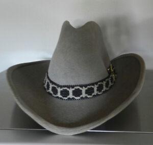 Vintage Cowboy/ Cowgirl Hat. $15.00