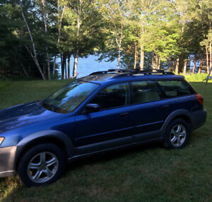 2007 Subaru Outback, Automatic, Reduced to $3700 OBO;