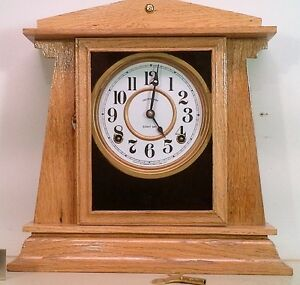 Superbe horloge antique clock Ingraham Kitchenette no.2 1927