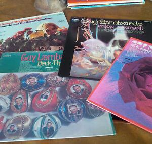 LP: 4 Guy Lombardo Albums