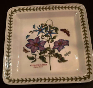 Square Dinner Plate - Botanic Garden by Portmeirion