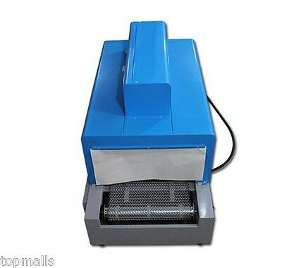 Double Temperature Control Thermal Heat Shrink Packaging Machine Tunnels For Pp