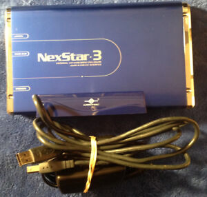 "NexStar 3.5"" USB2 external HD /w USB/eSATA /with HD"