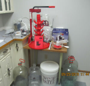 For Sale - Wine Making Equipment