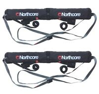 Northcore Double Surfboard Softrack Surf Soft Rack - northcore - ebay.co.uk
