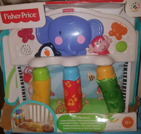 Brand New in Box Fisher Price Kick & Play Chimes