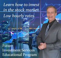 Stock Market Investing  Private Lessons