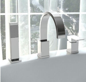 BNIB Modern Bathtub Faucet Anzzi Roman