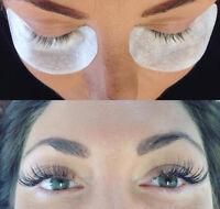 Eyelash Extensions - $55 WINTER PROMO!