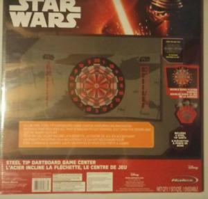 Star Wars Dart board-New in package