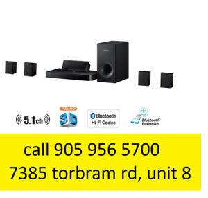 Samsung HT-J4500 5.1 Channel 500 Watt 3D Blu-Ray Home Theater