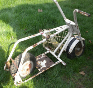 Wanted: Mini bike / Minibike frame/project