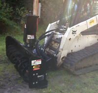Bobcat For Hire. Snow removal and light hauling.