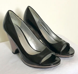Heels for Sale - Reaction by Kenneth Cole, Black Man Made Patent
