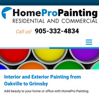 Home Pro Painting - Residential and Commercial