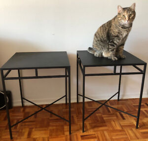 Two Bedside / Accent Tables