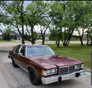 1986 Mercury Grand Marquis *SAFETIED*