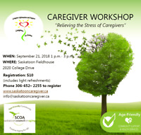 Stress Relief for Caregivers
